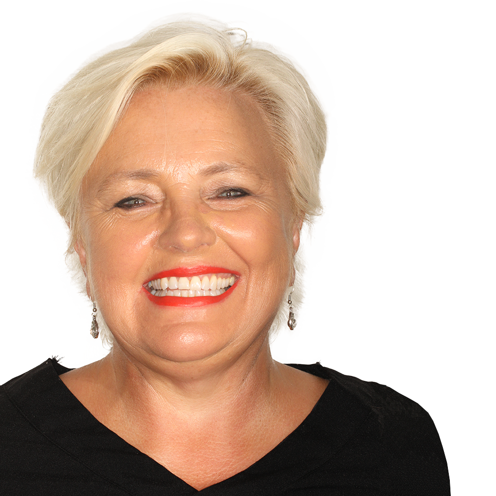 Elna Van der Ham iTop teacher