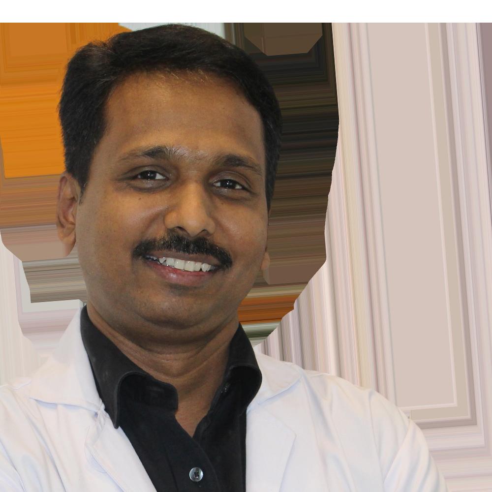 Prof. Mohan Bhuvaneswaran MDS AAACD