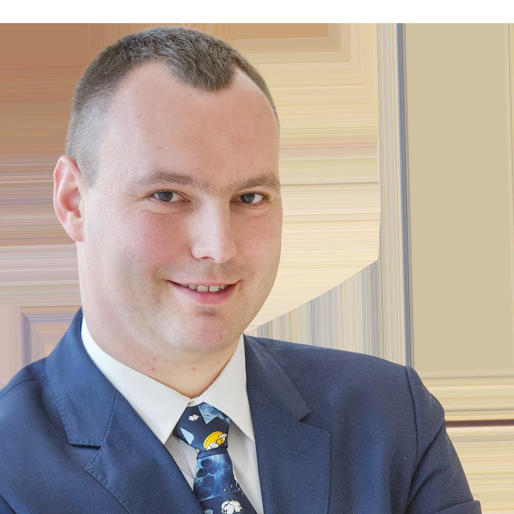 Dr n. med. Maciej Mikołajczyk