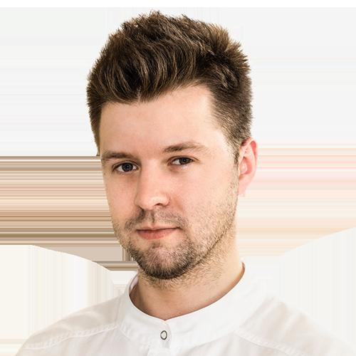 Lek. dent. Kamil Stefański