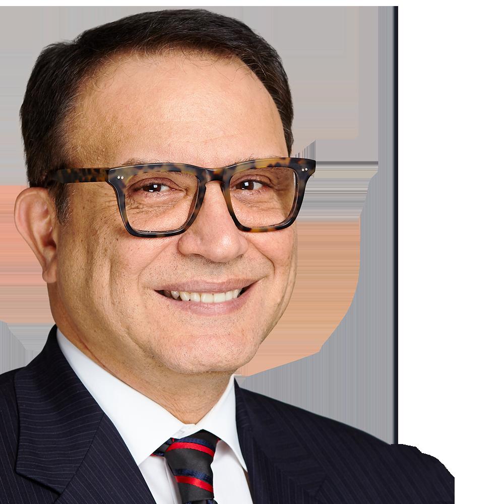 Cyrus Tahmasebi D.D.S, F.A.C.D