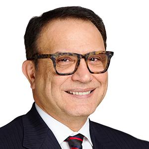 Dr. Cyrus Tahmasebi D.D.S, F.A.C.D